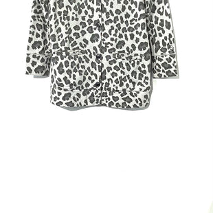 Primary Photo - BRAND: CUDDL DUDS STYLE: SWEATER TOP LONG SLEEVE TUNICCOLOR: ANIMAL PRINT SIZE: M SKU: 262-26275-72003SOFT!