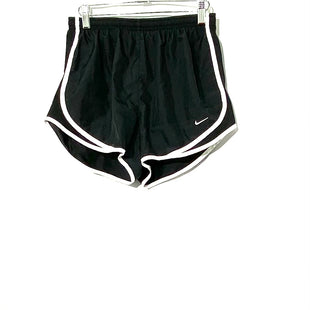 Primary Photo - BRAND: NIKE APPAREL STYLE: ATHLETIC SHORTS COLOR: BLACK WHITE SIZE: M SKU: 262-26241-43865