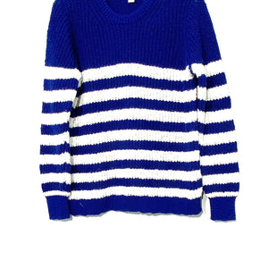 Primary Photo - BRAND: MICHAEL KORS STYLE: SWEATER LIGHTWEIGHT COLOR: STRIPED SIZE: M SKU: 262-26211-141686100% COTTON