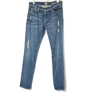Primary Photo - BRAND: 7 FOR ALL MANKIND STYLE: JEANS COLOR: DENIM SIZE: 4/26SKU: 262-26241-46243