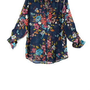 Primary Photo - BRAND: KUT STYLE: BLOUSECOLOR: FLORAL SIZE: M SKU: 262-26241-44339