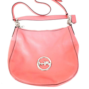 Primary Photo - BRAND: COACH STYLE: HANDBAG DESIGNER COLOR: PINK SIZE: MEDIUM SKU: 262-26285-2800AS ISDESIGNER ITEM FINAL SALE