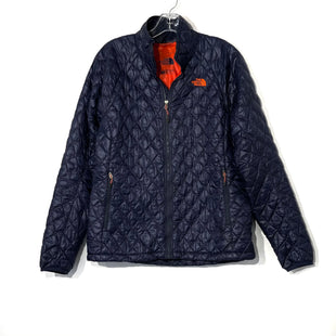 Primary Photo - BRAND: NORTHFACE STYLE: JACKET OUTDOOR COLOR: NAVY SIZE: L SKU: 262-262101-2068DESIGNER FINAL