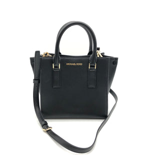 "Primary Photo - BRAND: MICHAEL KORS STYLE: HANDBAG DESIGNER COLOR: BLACK SIZE: SMALL 8""H X 8.5""L X 4.5""WSTRAP DROP: 22""SKU: 262-26275-77352IN GREAT SHAPE AND CONDITION"