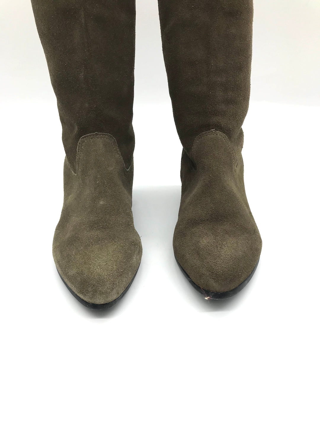 Photo #1 - BRAND: ALDO <BR>STYLE: BOOTS KNEE <BR>COLOR: TAN <BR>SIZE: 5 <BR>SKU: 262-26275-71909<BR><BR>MAY HAVE SOME SLIGHT SIGNS OF WEAR