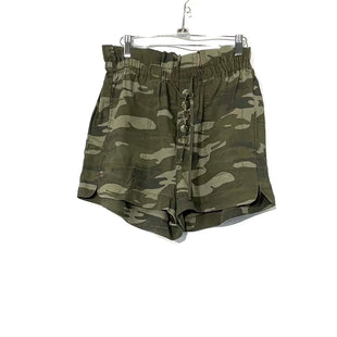 Primary Photo - BRAND: EXPRESS STYLE: SHORTS COLOR: CAMOFLAUGE SIZE: M SKU: 262-26275-73435