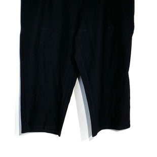 "Primary Photo - BRAND: EILEEN FISHER STYLE: CAPRISCOLOR: BLACK SIZE: 1X SKU: 262-26275-65461INSEAM 19.25""6% SPANDEX"