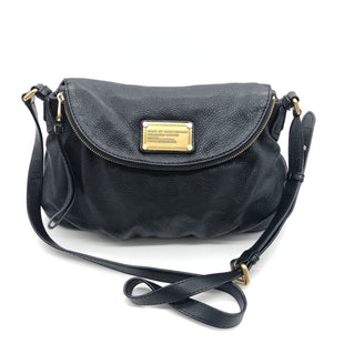 "Primary Photo - BRAND: MARC BY MARC JACOBS STYLE: HANDBAG DESIGNER COLOR: BLACK SIZE: MEDIUM 9""H X 13""L X 3""WDROP: 19.5"" - 22""SKU: 262-26275-59791IN GOOD SHAPE AND CONDITION"