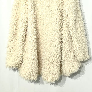 Primary Photo - BRAND: FREE PEOPLE STYLE: COAT CARDIGANCOLOR: CREAM SIZE: L SKU: 262-26275-67408SUPER SOFTDESIGNER FINAL