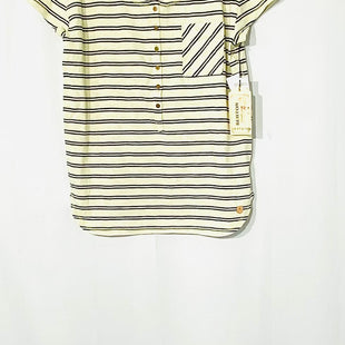 Primary Photo - BRAND: BURTON DURABLE GOODSSTYLE: TOP SHORT SLEEVE COLOR: STRIPED SIZE: M SKU: 262-26275-70605