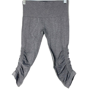 Primary Photo - BRAND: LULULEMON STYLE: ATHLETIC CAPRIS COLOR: GREY SIZE: 2 SKU: 262-26241-47337DESIGNER FINAL