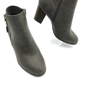 Primary Photo - BRAND: APT 9 STYLE: BOOTS ANKLE COLOR: GREY SIZE: 10 SKU: 262-26275-70839GENTLE MARKS - AS IS