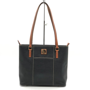 "Primary Photo - BRAND: DOONEY AND BOURKE STYLE: SMALL LEXINGTON COLOR: BLACK SIZE: 10""H X 12""L X 3.5""DROP: 10""SKU: 262-26241-46250IN GREAT SHAPE AND CONDITION"