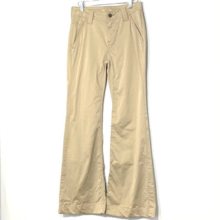 Primary Photo - BRAND: BURBERRY STYLE: PANTS COLOR: KHAKI SIZE: 6 /27SKU: 262-262101-2233DESIGNER FINAL