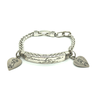 Primary Photo - BRAND: BRIGHTON STYLE: BRACELET COLOR: SILVERSKU: 262-26275-75571AS IS
