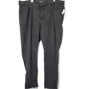 Primary Photo - BRAND: MELISSA MCCARTHY STYLE: JEANS COLOR: BLACK DENIM SIZE: 24 SKU: 262-26211-143531