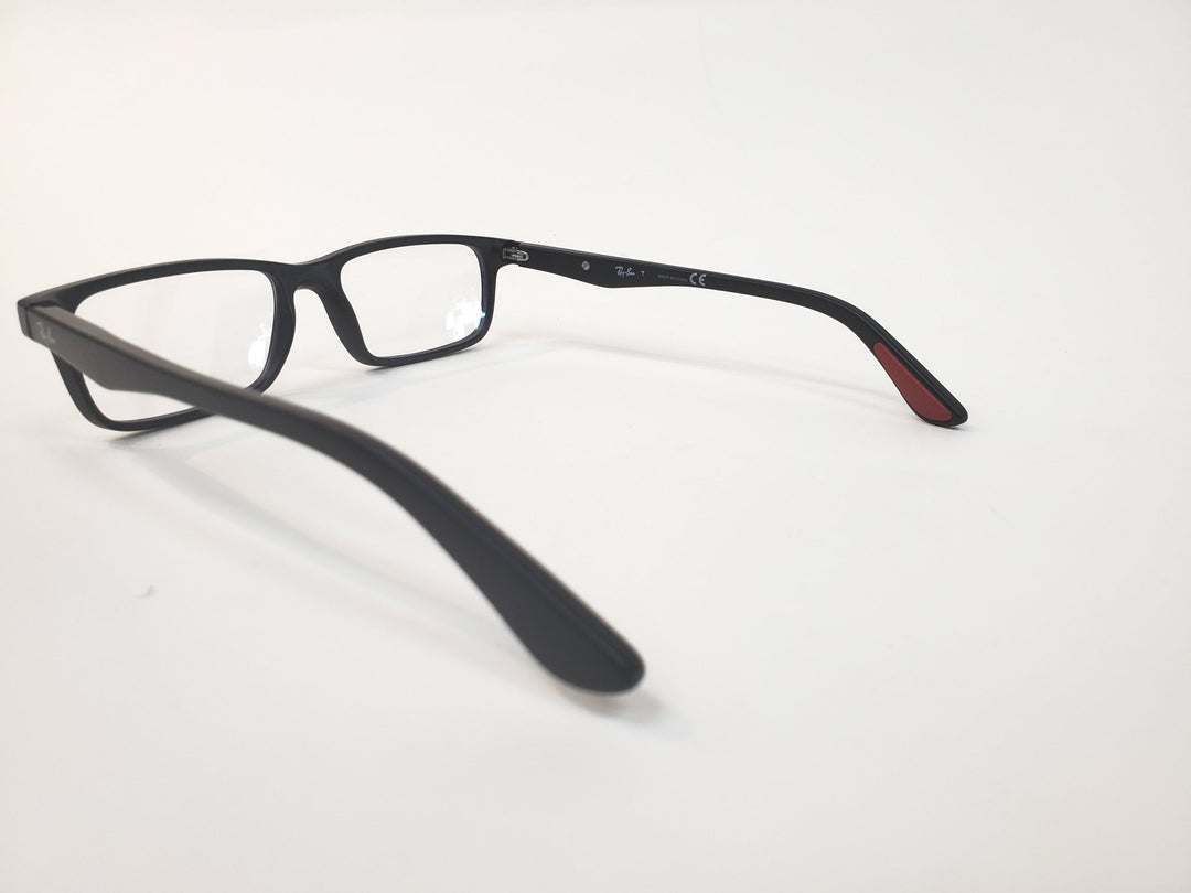 Photo #2 - BRAND: RAY BAN <BR>STYLE: PRESCRIPTION GLASSES<BR>COLOR: RED BLACK <BR>OTHER INFO: RX <BR>SKU: 262-26241-40405<BR>AS IS <BR>DESIGNER ITEM FINAL SALE