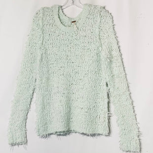 Primary Photo - BRAND: FREE PEOPLE STYLE: SWEATER LIGHTWEIGHT COLOR: MINT SIZE: M SKU: 262-26275-7505125% WOOL