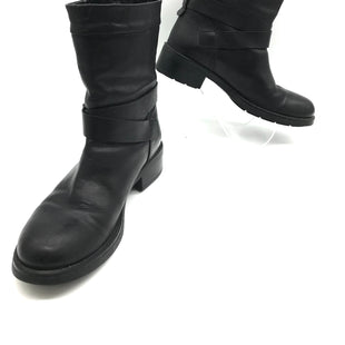 Primary Photo - BRAND:  AQUATALIA STYLE: BOOTS ANKLE COLOR: BLACK SIZE: 8.5OTHER INFO: AQUATALIA - SKU: 262-26241-43249PRICE REFLECTS SOME SLIGHT SCRATCHES