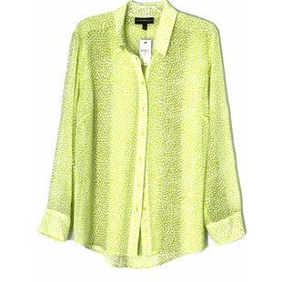 Primary Photo - BRAND: LANE BRYANT STYLE: BLOUSE COLOR: LIME GREEN SIZE: XXL SKU: 262-26211-143269