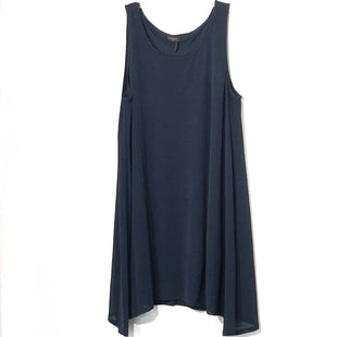 Primary Photo - BRAND: DONNA KARAN STYLE: DRESS SHORT SLEEVELESS COLOR: NAVY SIZE: XL SKU: 262-262101-25195% ELASTANE DESIGNER FINAL SIZE TAG MISSING AS IS NO GUARANTEES OF FIT