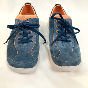Primary Photo - BRAND: DANSKO STYLE: SHOES ATHLETIC COLOR: BLUE ORANGESIZE: 11 SKU: 262-26275-59891AS IS