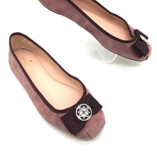 Primary Photo - BRAND: KATE SPADE STYLE: SHOES FLATS COLOR: ROUGESIZE: 8.5 SKU: 262-262101-1911GENTLE SCUFFING ON THE OUTSOLES • IN GOOD SHAPE AND CONDITION OVERALL •