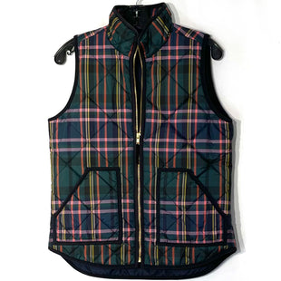 Primary Photo - BRAND: J CREW STYLE: VEST COLOR: PLAID SIZE: XS SKU: 262-26241-45088