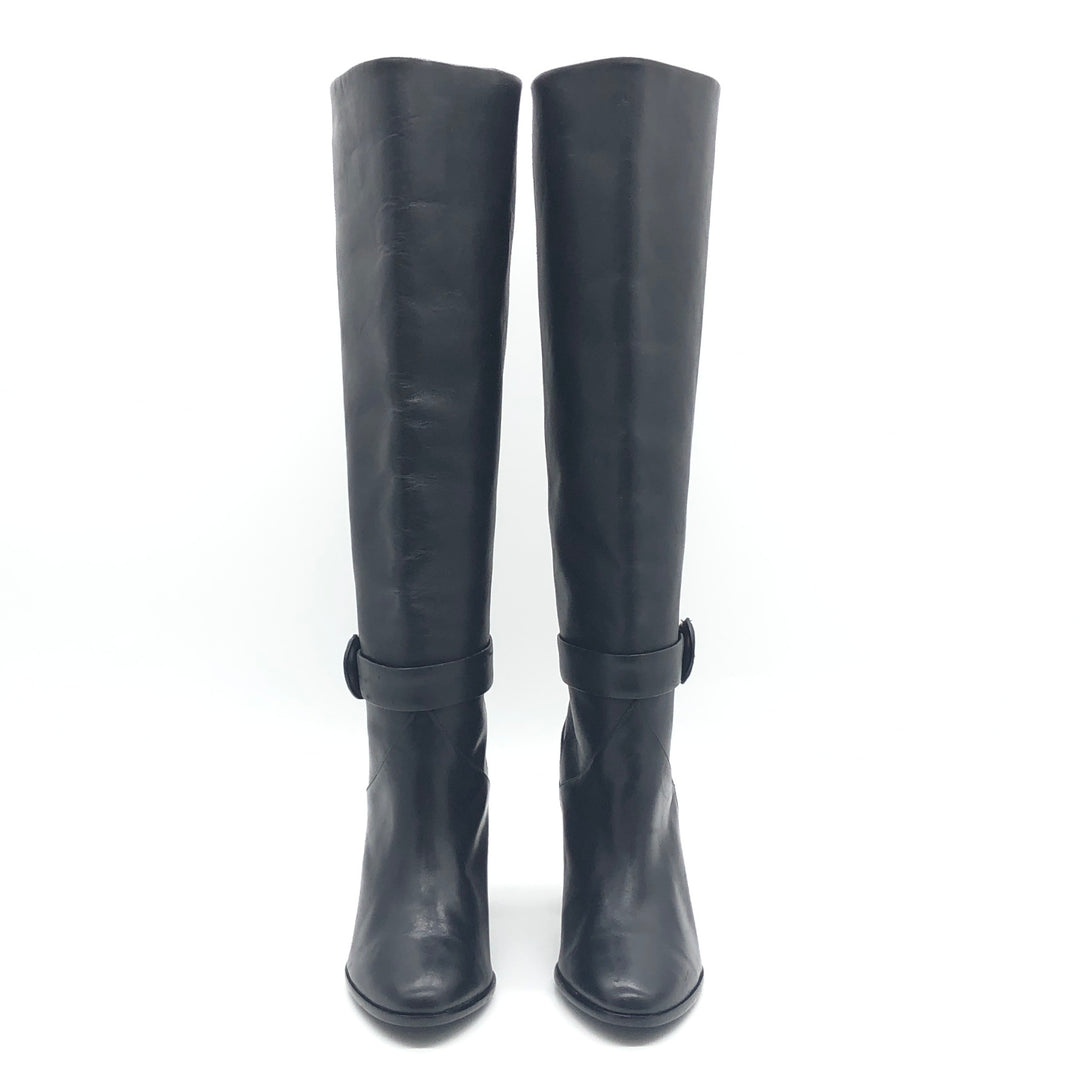 Photo #1 - BRAND: TED BAKER <BR>STYLE: BOOTS KNEE <BR>COLOR: BLACK <BR>SIZE: 8.5 | 38.5<BR>SKU: 262-26275-75413<BR>IN GREAT SHAPE AND CONDITION