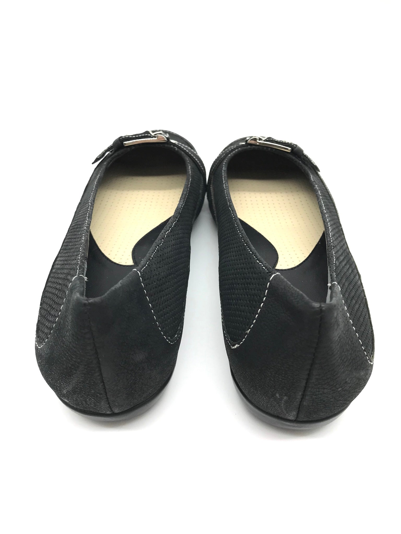 Photo #2 - BRAND: AEROSOLES <BR>STYLE: SHOES FLATS <BR>COLOR: BLACK <BR>SIZE: 8 <BR>SKU: 262-26275-69120<BR>NEW WITHOUT TAGS