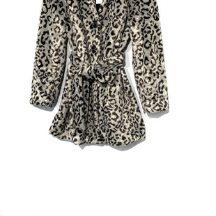 Primary Photo - BRAND: CHICOS STYLE: COAT SHORT COLOR: ANIMAL PRINT SIZE: S /0SKU: 262-26275-70088SUPER SOFT!