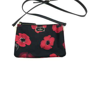 "Primary Photo - BRAND: KATE SPADE STYLE: HANDBAG DESIGNER COLOR: FLORAL SIZE: SMALL SKU: 262-26275-71220AS ISDESIGNER BRAND FINAL SALE APPROX 6""X9""X1"""