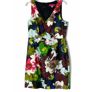 Primary Photo - BRAND: TRINA TURK STYLE: DRESS SHORT SLEEVELESS COLOR: FLORAL SIZE: M /10SKU: 262-262101-3188DESIGNER FINAL