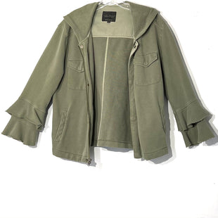 Primary Photo - BRAND: SANCTUARY STYLE: SWEATER CARDIGAN LIGHTWEIGHT COLOR: OLIVE SIZE: S SKU: 262-26275-74998