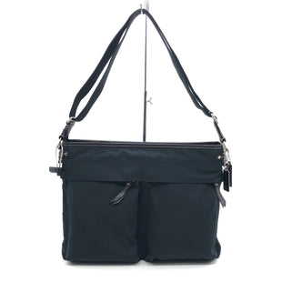 Primary Photo - BRAND: COACH STYLE: HANDBAG DESIGNER COLOR: BLACK SIZE: LARGE SKU: 262-26275-60487IN GOOD SHAPE AND CONDITION
