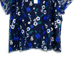 Primary Photo - BRAND: CALVIN KLEIN STYLE: TOP SHORT SLEEVE COLOR: FLOWERED SIZE: 2X SKU: 262-262101-1791PIT TO HEM 17.5""