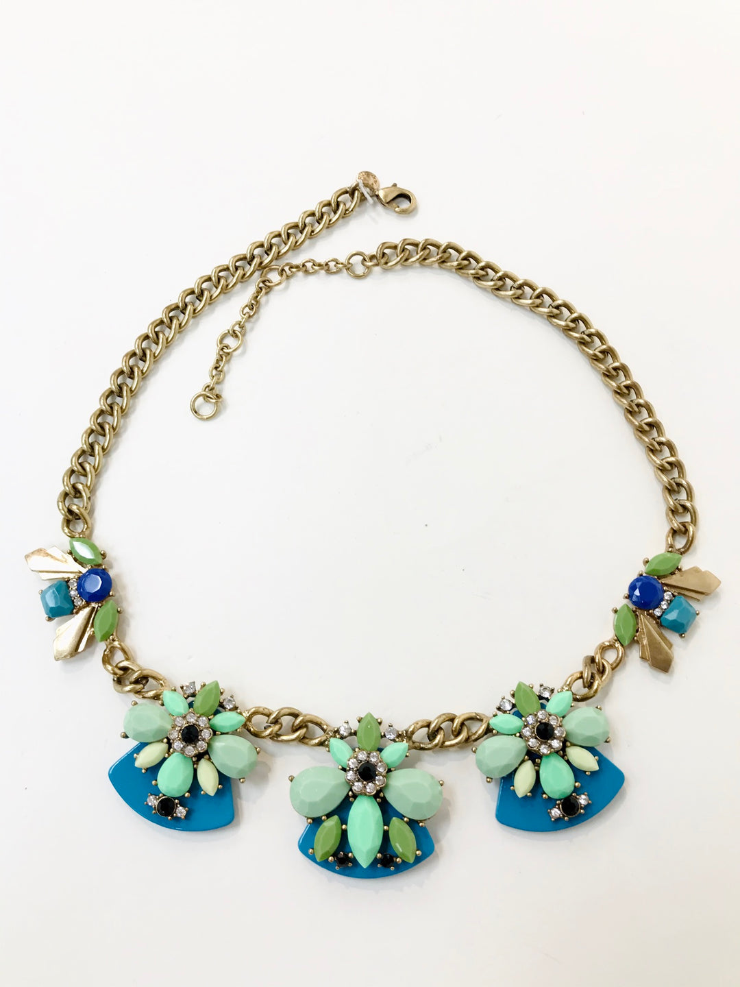 Primary Photo - BRAND: J CREW O <BR>STYLE: NECKLACE <BR>COLOR: MULTI <BR>SKU: 262-26211-136839<BR>AS IS