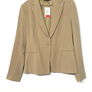 Primary Photo - BRAND: ELIE TAHARI STYLE: BLAZER JACKET COLOR: BEIGE SIZE: XL /14SKU: 262-26275-67196