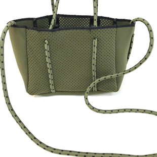 Primary Photo - BRAND: NO BRANDSTYLE: HANDBAG COLOR: OLIVE SIZE: SMALL SKU: 262-26275-61447AS IS