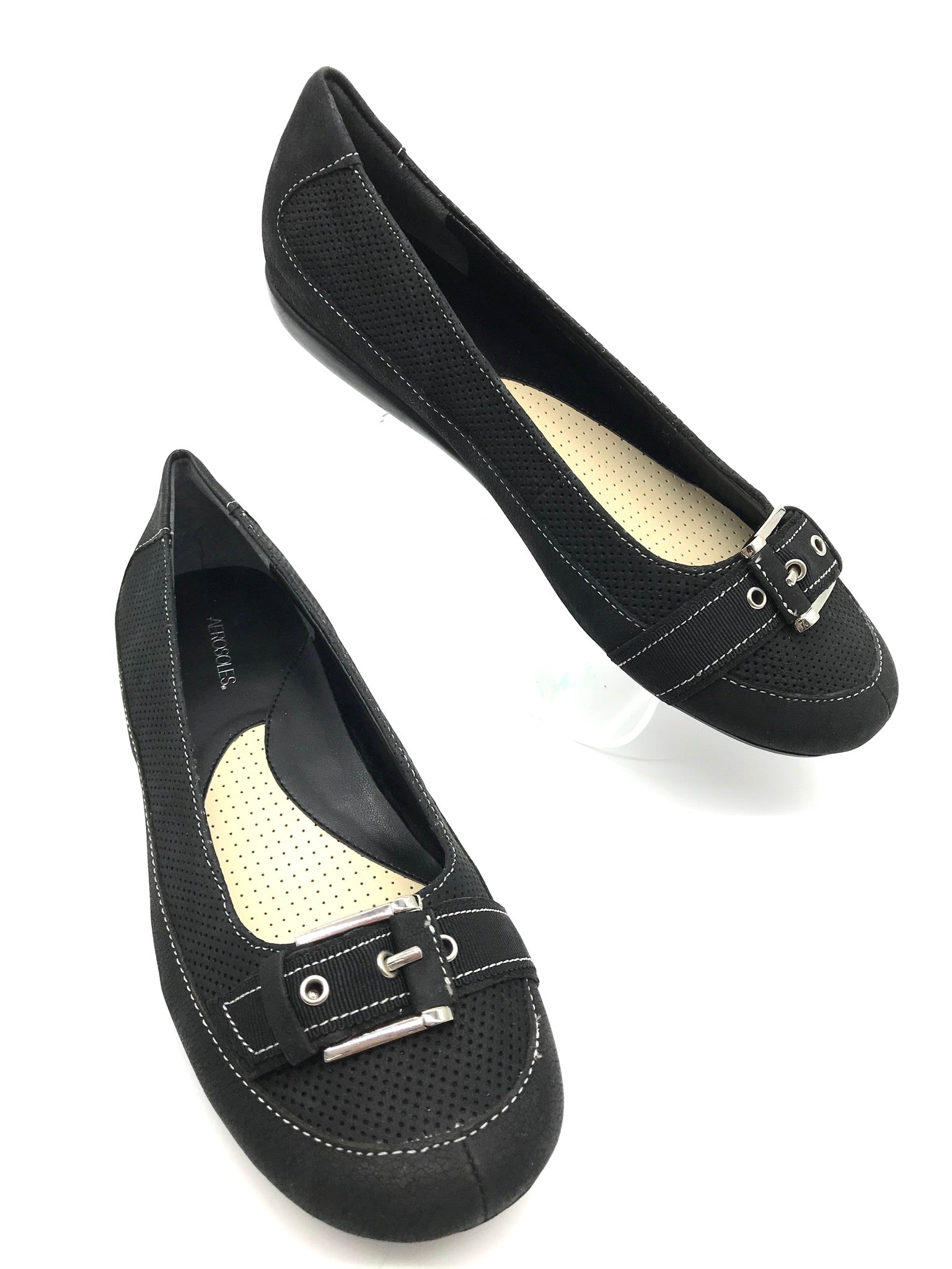 Primary Photo - BRAND: AEROSOLES <BR>STYLE: SHOES FLATS <BR>COLOR: BLACK <BR>SIZE: 8 <BR>SKU: 262-26275-69120<BR>NEW WITHOUT TAGS