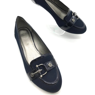 Primary Photo - BRAND: JOAN AND DAVID CIRCA STYLE: SHOES FLATS COLOR: NAVY SIZE: 7 SKU: 262-26275-70331IN GREAT SHAPE AND CONDITION