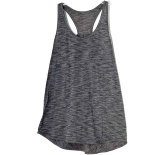 Primary Photo - BRAND: LULULEMON STYLE: ATHLETIC TANK TOP COLOR: GREY SIZE: 8 SKU: 262-26211-144377SIZE TAG MISSING AS IS NO GUARANTEES OF FIT GENTLEST STATICKY