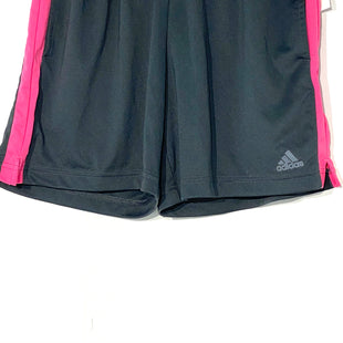 Primary Photo - BRAND: ADIDAS STYLE: ATHLETIC SHORTS COLOR: GREY SIZE: S SKU: 262-26211-141346