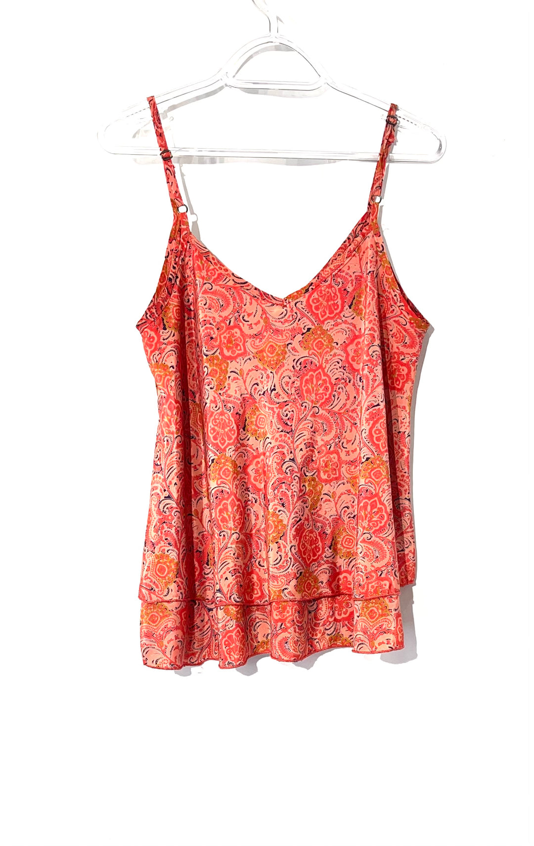 Photo #1 - BRAND:    CLOTHES MENTOR <BR>STYLE: TOP SLEEVELESS <BR>COLOR: PAISLEY <BR>SIZE: S <BR>OTHER INFO: RAGA - <BR>SKU: 262-26275-73427