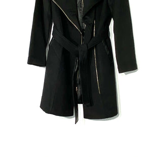 Primary Photo - BRAND: VINCE CAMUTO STYLE: COAT COLOR: BLACK SIZE: M SKU: 262-26275-7105453% WOOLDESIGNER FINAL PIT TO HEM 27""