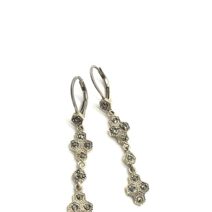 Primary Photo - BRAND:  JUDITH JACKSTYLE: EARRINGS COLOR: STERLING SILVER SKU: 262-26241-43754AS IS