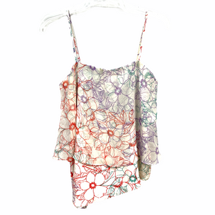 Primary Photo - BRAND: MAEVE STYLE: TOP SLEEVELESS COLOR: FLORAL SIZE: L SKU: 262-26241-46158