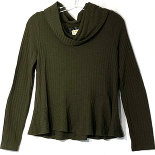 Primary Photo - BRAND: MAEVE ANTHROPOLOGIE STYLE: TOP LONG SLEEVE COLOR: OLIVE SIZE: S SKU: 262-26275-75041