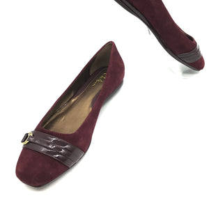 Primary Photo - BRAND: COLE-HAAN STYLE: SHOES FLATS COLOR: RED SIZE: 8 SKU: 262-26275-69376MAY BE SOME SLIGHT SIGNS OF RUBBING