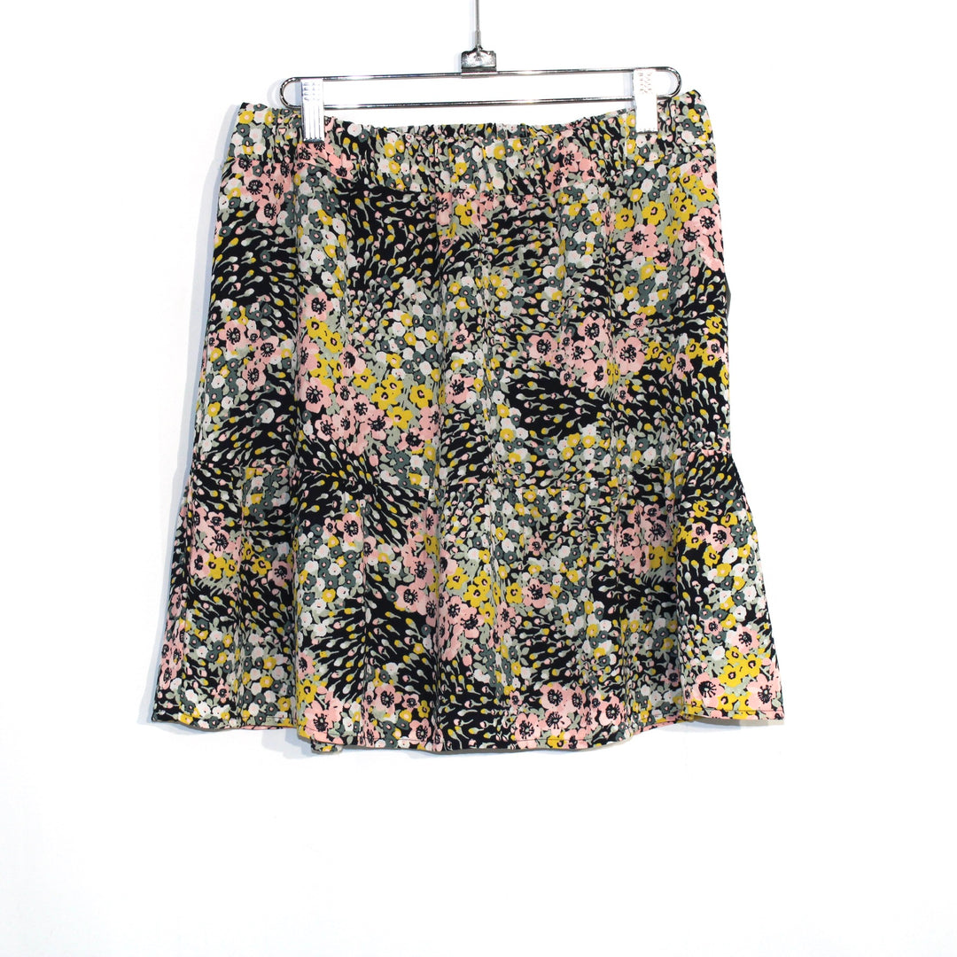 Primary Photo - BRAND: ANN TAYLOR LOFT <BR>STYLE: SKIRT <BR>COLOR: FLORAL <BR>SIZE: XS <BR>SKU: 262-26275-61288